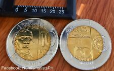 10 Piso Andres Bonifacio 150th Years 2013 Commemorative Coin