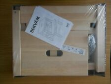 Wooden Step stool / Wood Ladders Bekvam IKEA