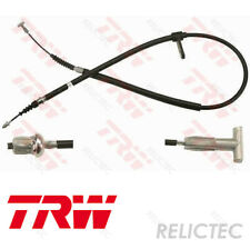 Left Parking Hand Brake Cable Alfa Romeo:147,156 46542828 46847297