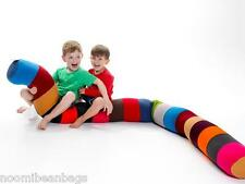 noomi Caterpillow Caterpillar Bean Bag (Fully Filled with Beads!)
