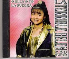 O Ella O Yo by La Terrible Belen y su GPO - 10 Tracks - Factory Sealed CD   #40