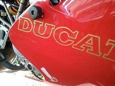 Ducati 851 888 ST2 ST2 ST4 600SS 900SS Tamponi Paramotore Cursori Bobina Tappo