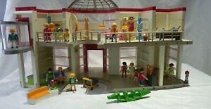 Playmobil Einkaufszentrum Shopping Center  Mile