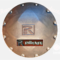 Riddler MFG Made In USA CNC Rear Differential Cover For AMC 20 Rear Diff RA20