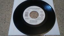 "Faith Hill w/ Tim McGraw "" Let's Make Love / Will Come a Day Day "" 45 Rpm / 2A"