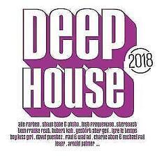 Deep House 2018 von Various Artists (2017)