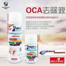 Mechanic 8333 LCD Spray 550ml RIMUOVI COLLA OCA E PELLICOLA POLARIZZATA