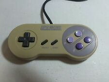 Super Nintendo SNES Controller Official Nintendo Brand OEM TESTED Authentic