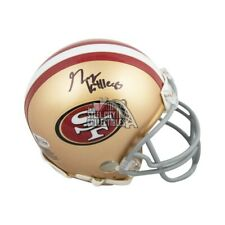 George Kittle Autographed San Francisco 49ers Mini Football Helmet - BAS COA