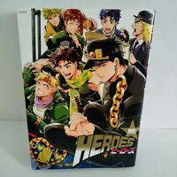 JoJo's Bizarre Adventure Doujinshi JOJO Heroes Anthology BL Comic Manga Anime JP