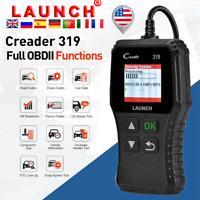 Launch OBD2 Code Reader CR319 EOBD Car Diagnostic Scan tool Engine Light check