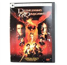 Dungeons & Dragons DVD Movie Original Release