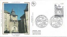 1995 - ENVELOPPE 1er JOUR FDC - N° 2957 - CORREZE en CORREZE