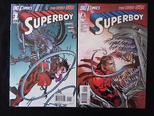 Superboy 1-6 New 52 DC Comics VF/NM