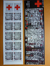LOT 11003 TIMBRES STAMP CARNET CROIX ROUGE FRANCE ANNEE 1986