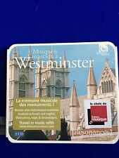neuf emballé Musique & Musiciens at Westminster Abbey (2016) 2CD