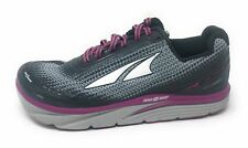 Altra Women's Torin 3 Running Shoe, Gray/Pink, 8 B Us Used