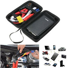 12V Portable Auto Car Jump Starter Battery Charger Booster 6000mAh Power Bank