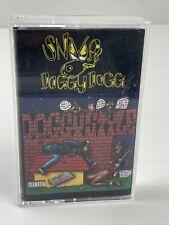 Snoop Doggy Dogg Doggystyle Cassette 1993 Hip-Hop Rap Dr. Dre