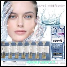 Balea Beauty Effect Lifting Treatment Serum 7x1ml Hyaluronic Acid Ampoules
