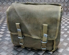 Genuine Polish Military Issue Canvas Bread Bag / Medics Satchel   - NEW