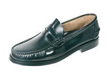 Herren Schuhe PENNY LOAFERS Echtleder Mokassins Gr. 38 39 40 41 42 43 44 45 46