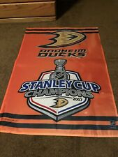 Assortment of Anaheim Ducks and Nhl Merchandise + Other Items (see Details)