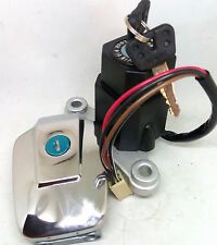 Yamaha RX-King RX135 RXK RX-S Ignition Switch Fuel Tank Cap Set [Y21]