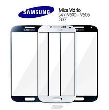 Pantalla Cristal BLANCO Samsung Galaxy S4 S4 i9500 i9505 SOLO CRISTAL RECAMBIO