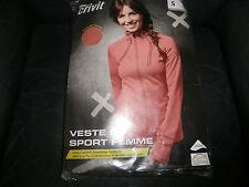 Veste Sport Tendance Gym Randonnée CRIVIT pour Femme taille 36/38 NEUVE