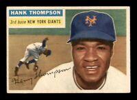 1956 Topps Set Break #199 Hank Thompson EX *OBGcards*