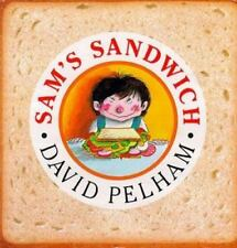 1991 Sam's Sandwich 3D POP UP Book David Pelham 1st AMERICAN EDITION