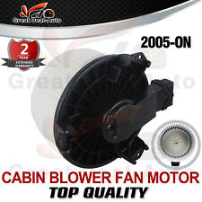 Heater Fan Blower Motor For Toyota Hiace 2005 2006 2007 2008 2009 2010 2011 2012