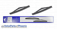 Genuine Volvo V70 S60 XC70 Headlight Wiper Blade Set NEW OEM