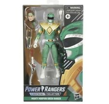 "Power Rangers Lightning Collection ""Spectrum Series"" Mighty Morphin Green Ranger"