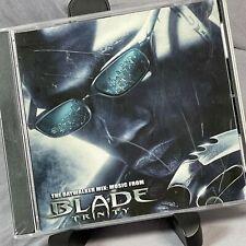 Blade Trinity Daywalker Mix CD Wu-Tang RZA and Ol Dirty Bastard NEW & SEALED ODB
