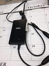 Dell PA-12 65W Slim Auto-Air AC Laptop Power Adapter Travel Kit DA65NS3-00 DK138