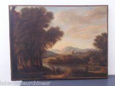 Ancienne peinture 18èmes