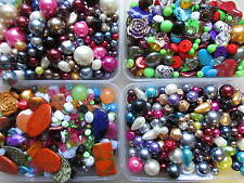 Wholesale 20kgs Half Price Sale Glass & Acrylics Beads Crafts & School Projects