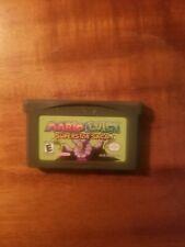 Mario & Luigi: Superstar Saga (Nintendo Game Boy Advance, 2003 - Cartridge Only)