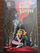 DEATH OF LADY VAMPIRE #1   SPECIAL ORIGIN ISSUE  FLIP BOOK