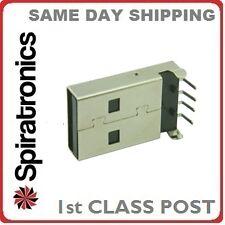 Pcb Usb Conector De Tipo A (pack De 3)