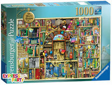 Colin Thompson la bizzarra Bookshop 2, 1000 pezzi Ravensburger puzzle