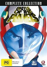 Battle of the Planets Complete Collection NEW R4 DVD
