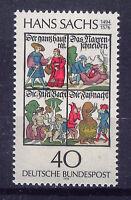 ALEMANIA/RFA WEST GERMANY 1976 MNH SC.1206 Hans Sachs,poet