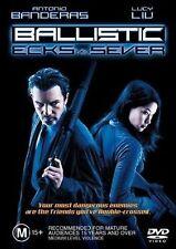 Ballistic - Ecks vs Sever (DVD, 2003)Antonio Banderas*Lucy Liu*R4*Terrific Cond