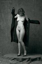 Fine Art Nude B&W Photo, signed 8.5x11 print by Craig Morey: Helena 0014-0010BW