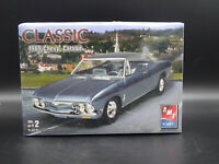 1969 CLASSIC CHEVY CORVAIR AMT/ERTL 1:25 SCALE SEALED PLASTIC MODEL KIT SKILL 2