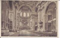 926 Mannheim Jesuitenkirche 1919 Ansichtskarte Baden Württemberg