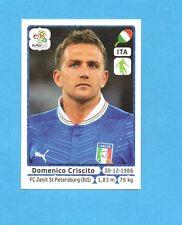 PANINI-EURO 2012-Figurina n.322- CRISCITO - ITALIA -NEW